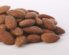 Barbecue Flavored Almonds