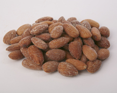 Onion Flavored Almonds